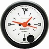 Auto Meter Phantom Clock