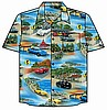Enthusiast Hawaiian shirt - Women's Small thru XL