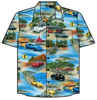 Original Miata Hawaiian shirt